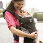 Manduca Baby- und Kindertrage Bild Mutter