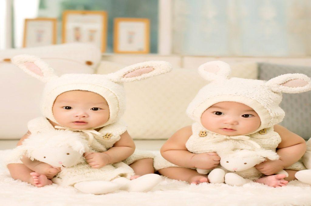 Baby Flauschwelt Hintergrund Babyutensilien Elternratgeber Kuschelig Flauschig