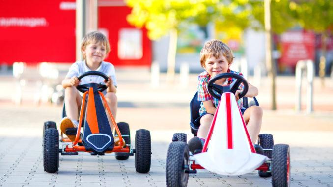 Tretautos – Outdoorspielzeug für jung und alt!