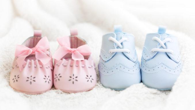 Babyschuhe für Jungen und Mädchen