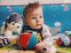 Treppenschutzgitter: Baby ist sicher im Haushalt!