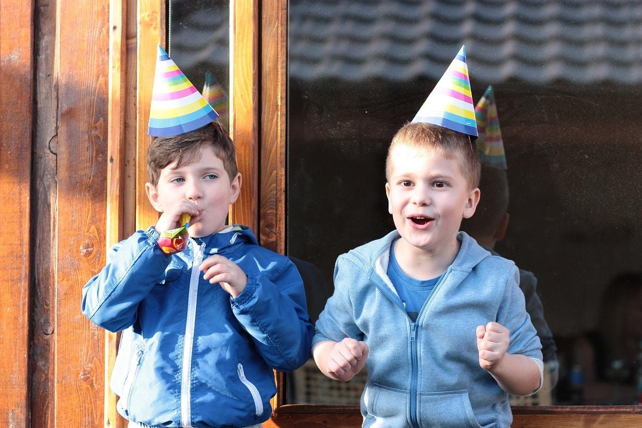 Kinder Party Geburtstagsfeier