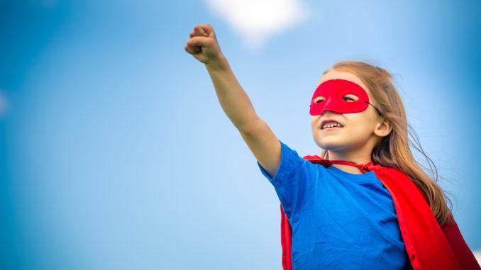 Kind zum Optimisten erziehen