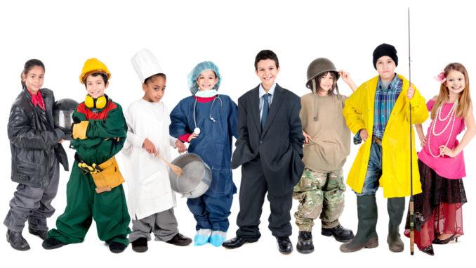 Niedliche Kostüme für Babys & Kinder