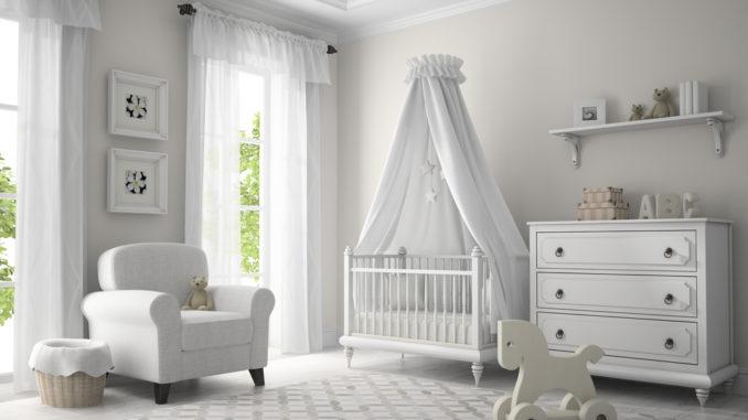 Erstausstattung an Babymöbeln: Unsere Checkliste