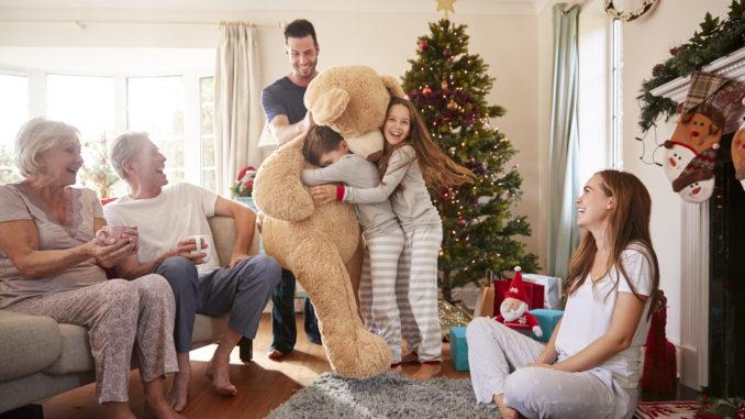 Das richtige Kuscheltier finden: Riesenteddybär